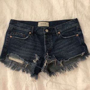 Free People We The Free relaxed short